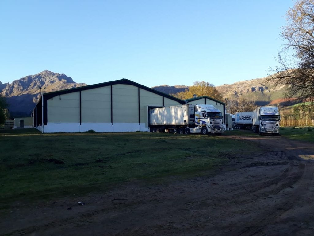 Operational Packhouse